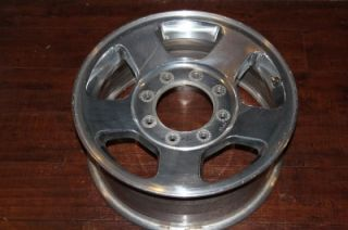 FORD F250 F350 SUPERDUTY LARIAT KING RANCH FACTORY STOCK OEM WHEEL RIM