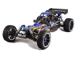 RC Car Redcat Rampage Dunerunner V3 1 5 Scale Gas Buggy