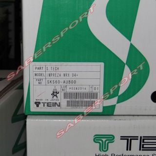 In Stock TEIN s Tech lowering Springs Kit 04 07 Subaru Impreza WRX