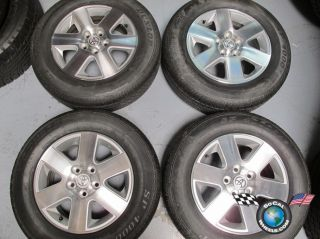 four 04 10 Toyota Sienna Factory 16 Wheels Tires OEM Rims 215/65/16