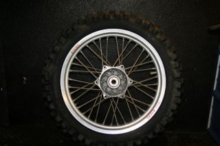 KTM 300EXC 300 EXC Rear Wheel Rim Hub Stock
