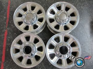 05 12 Ford F250 F350SD Factory 18 Wheels Rims 3604 King Ranch