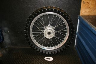 Yamaha YZ250F YZ 250f Rear Wheel Rim Hub Stock