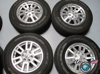 Ford Expedition F150 Factory 18 Wheels Tires OEM Rims 3657 Good Year