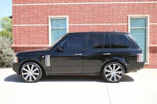 Land Rover Range Rover Sport HSE 20 inch Rims Wheels