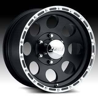 American Eagle Style 185 Wheels Rims 15x10 5x4 5 Matte Black w Bead