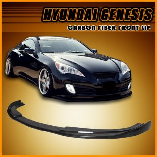 Fit for 10 11 12 Hyundai Genesis Coupe Sport Carbon CF Front Bumper