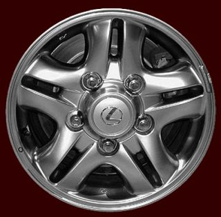 Lexus LX470 98 99 00 01 02 16 Used Wheels Chrome Rims Alloy