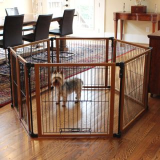 Cardinal Gates Perfect Fit Pet Gate   Gates & Exercise Pens   Dog