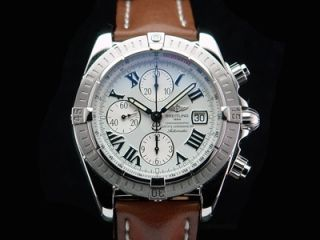 Breitling Windrider Chronomat Evolution A13356  NEU