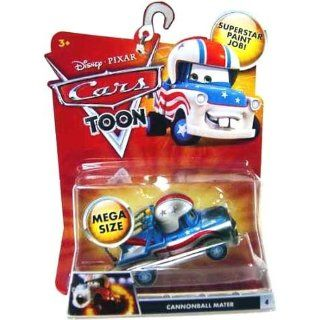 Disney Pixar   Cars P7983   MEGA SIZE   TOON Collection   CANNONBALL
