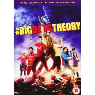 The Big Bang Theory   The Complete Fifth Season 3 DVDs UK Import