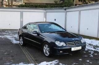 Mercedes Benz CLK Coupe 320 CDI Avantgarde °Comand°17A