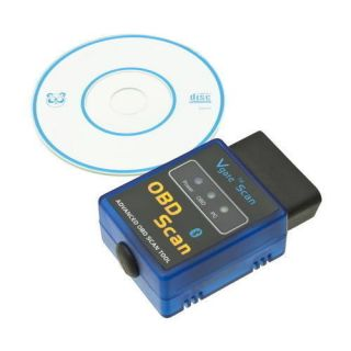 ELM327 OBDII OBD II OBD2 Mini Auto Car Diagnostic Scanner Bluetooth