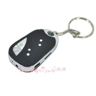 Car Key USB Mini DV DVR Video Photo Hidden Spy Cam Camera Camcorder