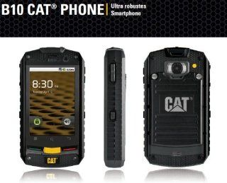 Huawei Caterpillar CAT B10 Dual Sim Touchscreen Outdoor Handy für