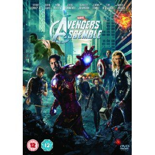 Avengers Assemble [UK Import] Robert Downey Jr., Chris