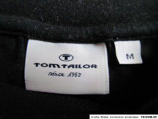 TOM TAILOR T Shirt Gr M 152 schwarz BASIC kurzarm ToP Druck XXL Bilder