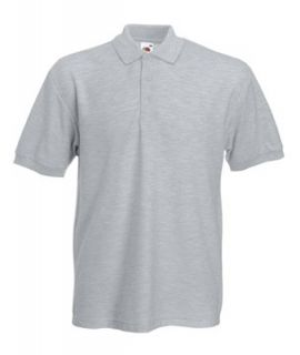 Fruit of the Loom Herren Kurzarm Mischgewebe Poloshirt Polo Shirt S