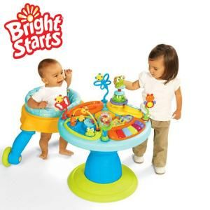 Bright Starts Doodle Bugs Around We Go Activity Statio