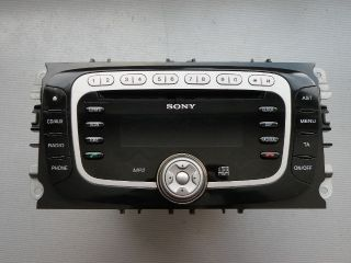 Ford Focus 2 cd Radio  Sony CD3XX CDI ISLAND KW2000 7M5T18C939JD