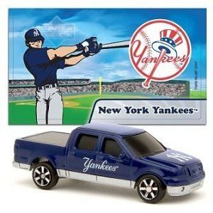 New York Yankees 2007 Upper Deck Ford F 150 1/87 Scale MLB