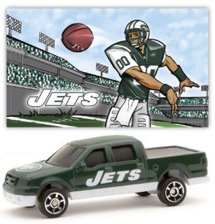 New York Jets 2007 Upper Deck Collectibles NFL Ford F 150