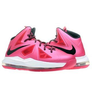 Nike Lebron X (GS) Girls Basketball Shoes 543564 600