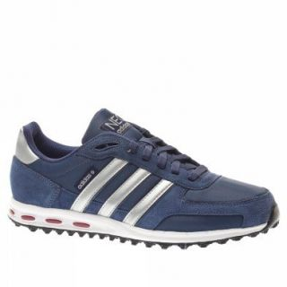Adidas Trainers Shoes Mens Spectral Dark Blue Clothing