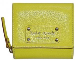 Kate Spade Boarskin Leather Natasha Wallet   Wellesley