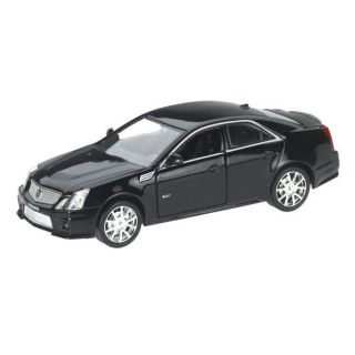 Cadillac CTS V Black Raven 2010 Diecast Scale Model Car