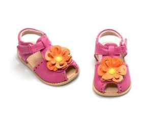 Livie & Luca Bloom Girls Sandal   Fuchsia Shoes