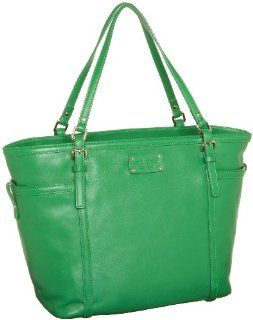 com Kate Spade Park Slope Clementine Tote,Kelly Green,one size Shoes