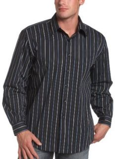 Van Heusen Mens Chief Value Cotton No Iron Back To Black