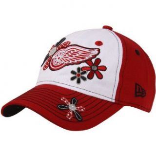 New Era Detroit Red Wings Preschool Girls Daisy Dots Hat