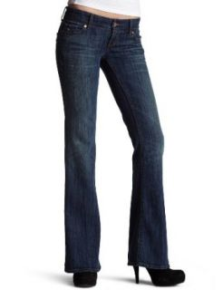 iT Jeans Womens Sophie Low Rider Wide Leg Jean, Indian