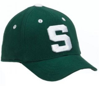 NCAA Michigan State Spartans Infant One Fit Hat, Green