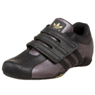 Sneaker (Infant/Toddler),Black/Black/Gold,7.5 M US Toddler Shoes