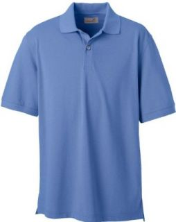 Ashworth Mens Combed Cotton Pique Polo Clothing