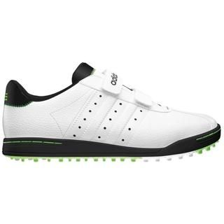 Adidas Mens Adicross II White Leather Golf Shoes
