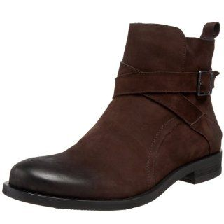 Kenneth Cole REACTION Mens In Between Boot,Brown,7 M US Shoes