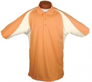 Heritage Cross 1019 Mens Luxury Two Tone Color Block Polo