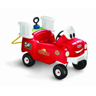 Little Tikes Spray & Rescue Fire Truck Today $83.34