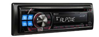 Alpine CDE 103BT   Radio / CD /  player / USB flash