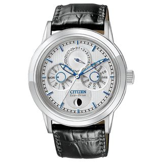 Citizen Mens Eco Drive Calibre 8651 Moon Phase Watch