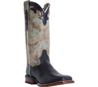 Dan Post 12 Roka Square Toe Western Boots DP2874,6.5 M US Shoes