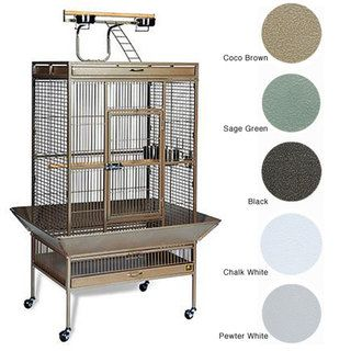 Prevue Pet Products Wrought Iron Easy to clean Select Bird Cage