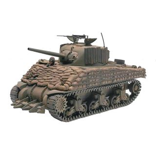 Revell 132 Scale Die Cast M4 Sherman Tank