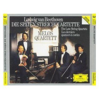 Beethoven The Late Quartets Ludwig van Beethoven