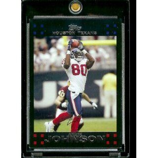 2007 Topps Football # 146 Andre Johnson   Houston Texans   NFL Trading